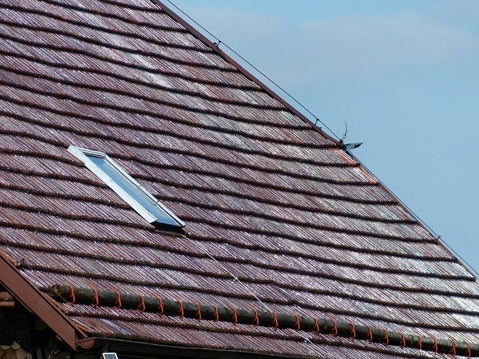 Strešné okná dodajú izbe svetlo