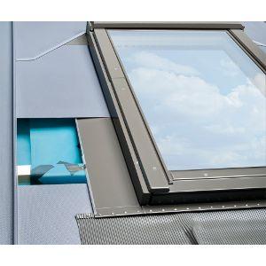 Strešné okná rôznych tvarov