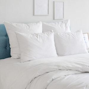 Obliečky na postel, ktoré sa dobre uskladnia