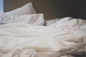 Obliečky na postel so zipsom