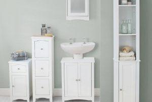 Malé koupelny se dají opticky zvětšit