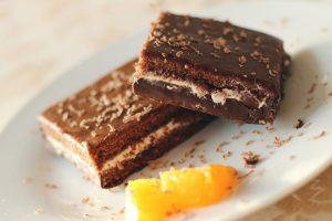 Fazulove brownies s kakaom