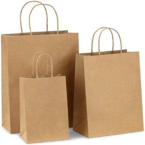 Klasické papierové tašky